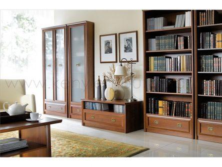 Klasszikus és újfajta elemes szekrénysor