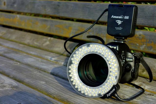 Kiváló eszköz a LED körlámpa