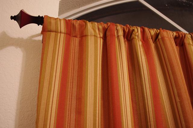 A függöny minden háztartásban fellelhető