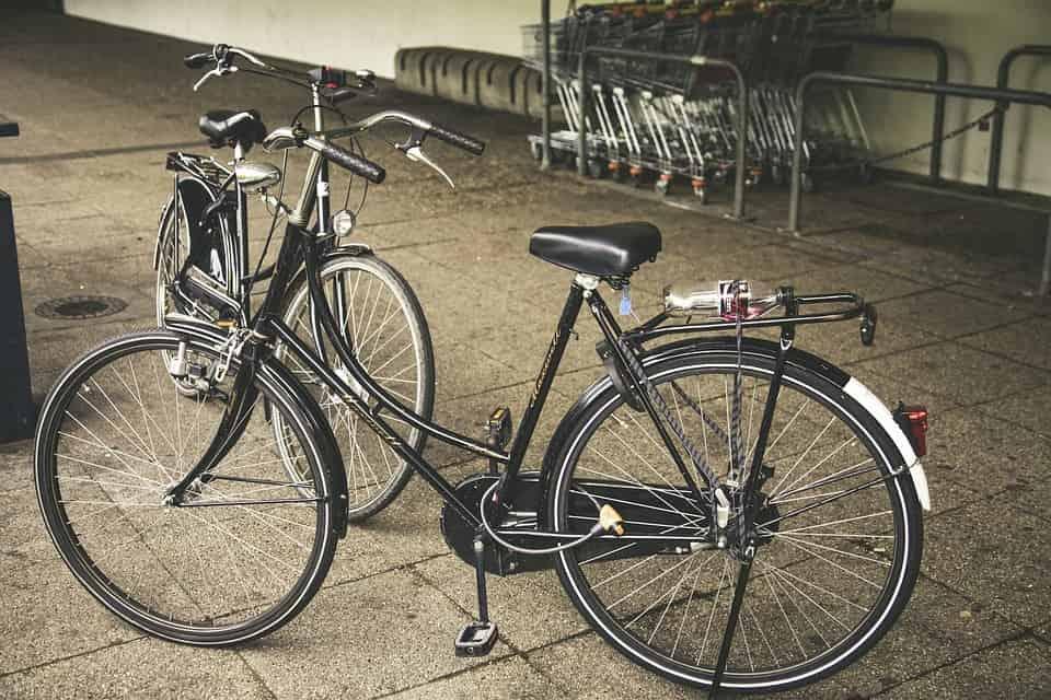 Bárkit kiszolgál a városi bicikli