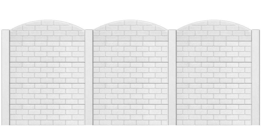 betonkerítés