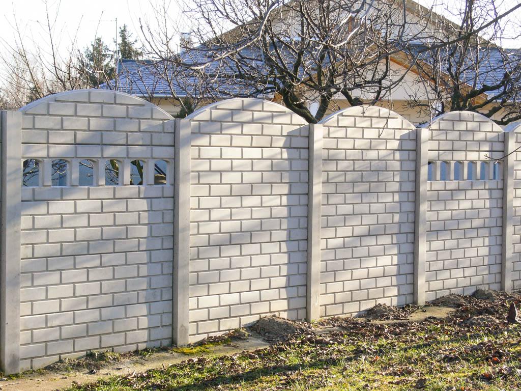 A betonkerítés felmerülhető hátrányai