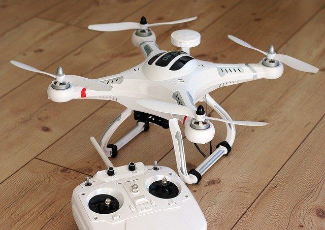 A Syma drón rövid bemutatása