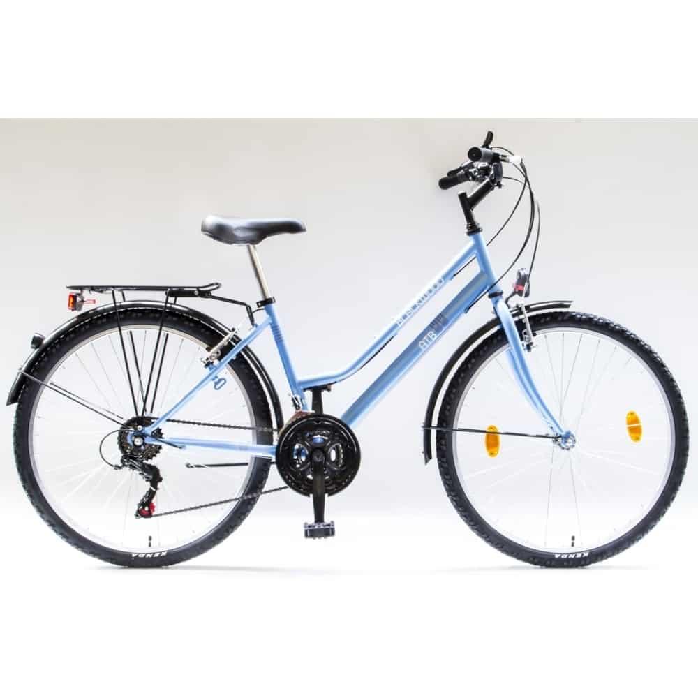 Sokféle női bicikli közül válogathatunk