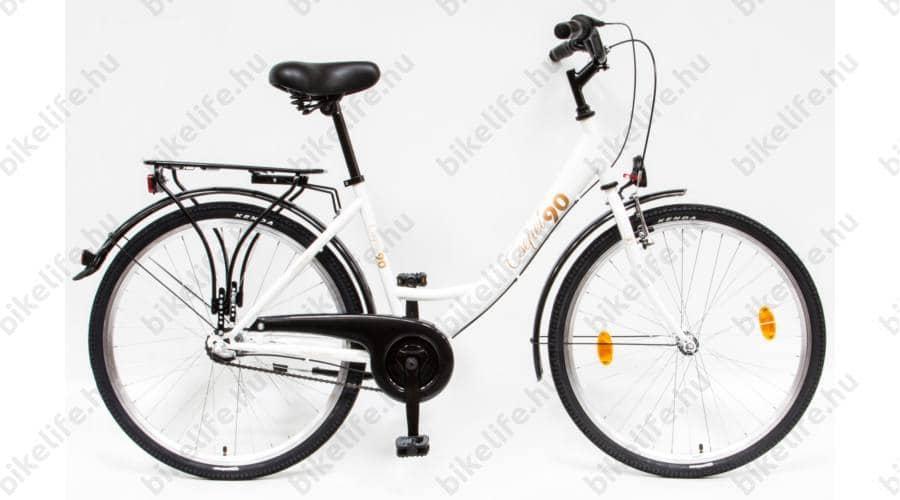 Városi kerékpár mindennapos használatra