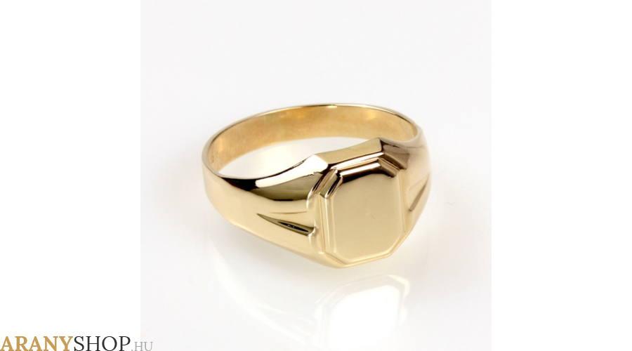 Az arany pecsétgyűrű szerepének változásáról