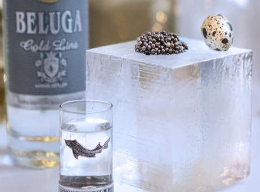 A Beluga vodka íze egyedi