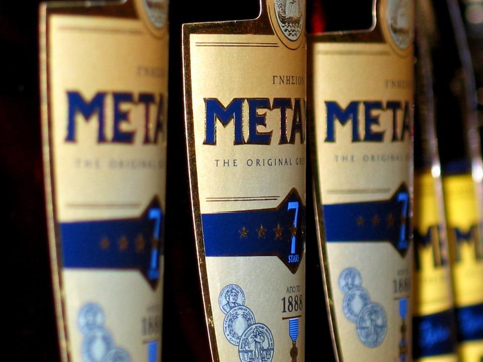Minőségi Metaxa párlatok